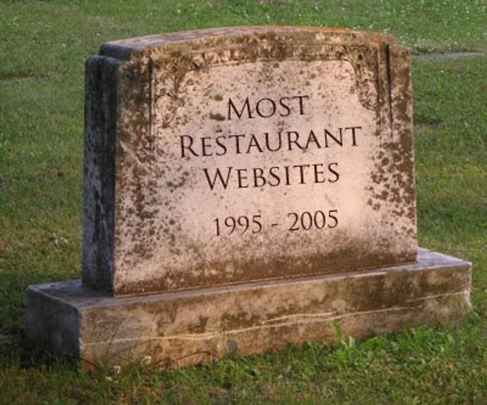 Top 10 Ways To Ruin Your Restaurant Website
