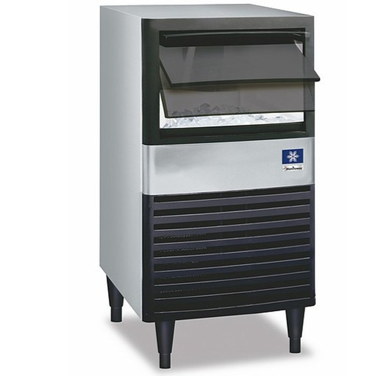 Manitowoc Ude0065a 161b 65 Lbs Undercounter Ice Maker Manitowoc Qm 30a Try Before You Buy Prima Supply