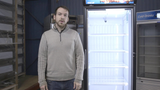 Video Overview | Turbo Air TGF-23F Glass Door Freezer