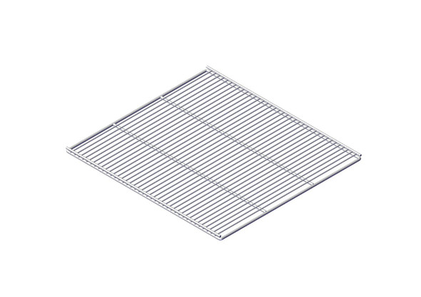 """True 868290-038 Shelving Kit - 24 1/4"""" Wide by 22 1/8"""" Deep (replaces 909147 and 875300)"""