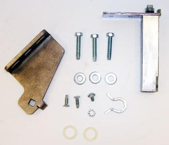 Image of the True 882424 bottom right door hinge kit