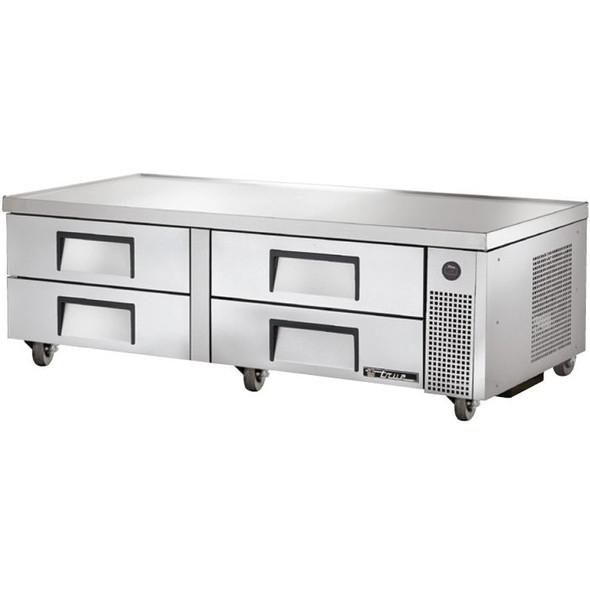 "TRCB-72 True 72"" 4 Drawer Chef Base"