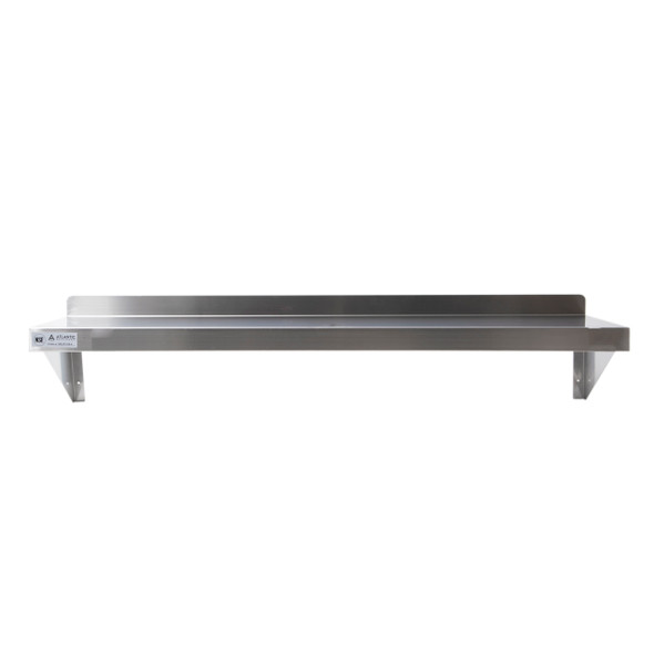 Atlantic Metalworks WS-1648-E Wall Shelf Assembled