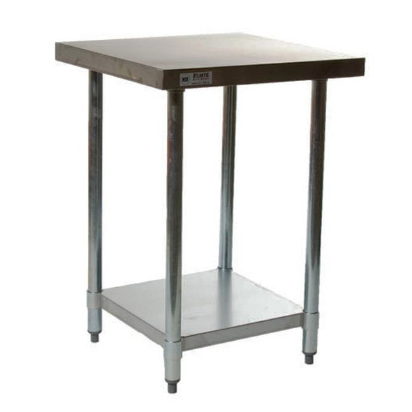 atlantic metalworks STT-2424-E - work table