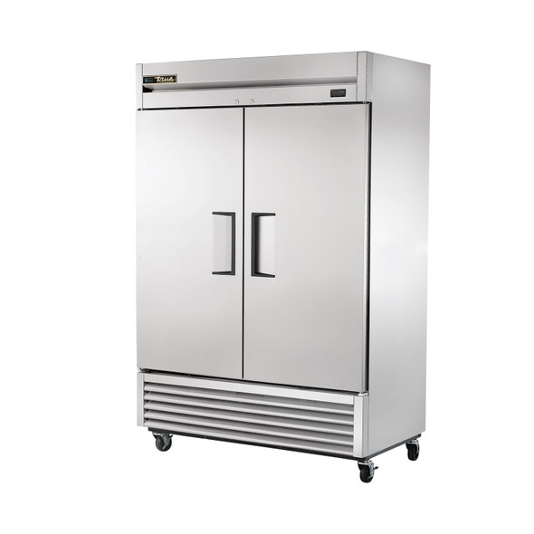 True T-49F-HC Commercial Freezer - 2 Solid Door