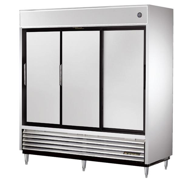 TSD-69 True 69 Cu. Ft. SS Sliding Door Refrigerator