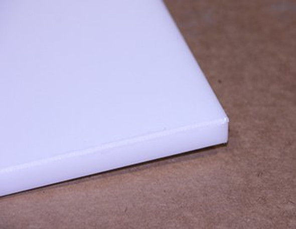 Image of the corner on the True 810819 cutting board