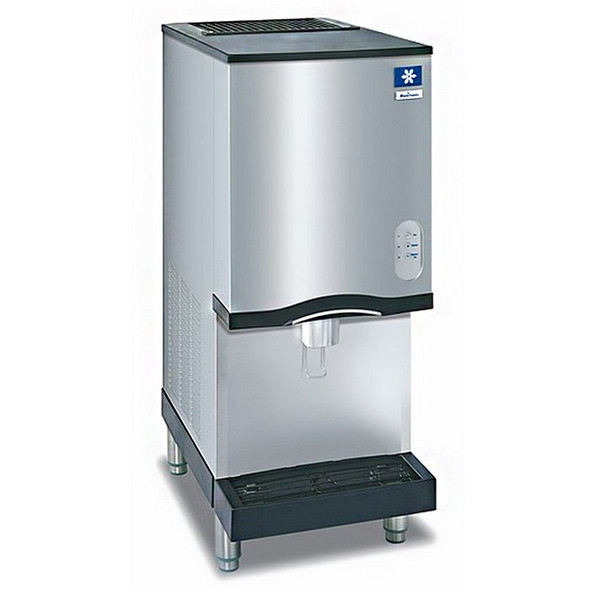 Manitowoc CNF-0202A-251L - 261 lbs Countertop Nugget Ice Maker and Dispenser - Air Cooled