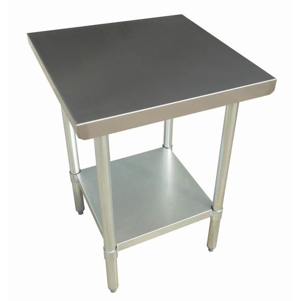 Atlantic Metalworks square edge work table