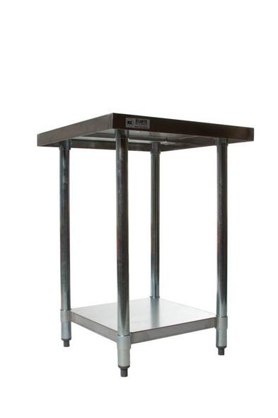 Atlantic Metalworks table underside