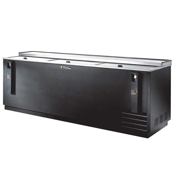 "TD-95-38 True 95"" Deep Well Beer Cooler"