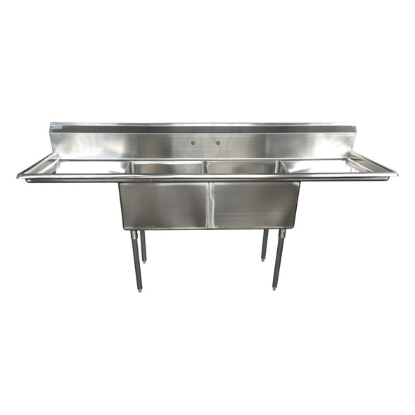 Atlantic Metalworks Sink 2CS-242414-2