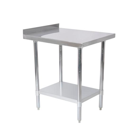 """Atlantic Metalworks -  STT-3018-2BS - 30"""" x 18"""" Filler Table Stainless Steel"""