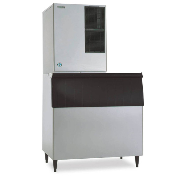 912 lbs/day Hoshizaki KM-901MAJ Slim-Line Series Ice Machine