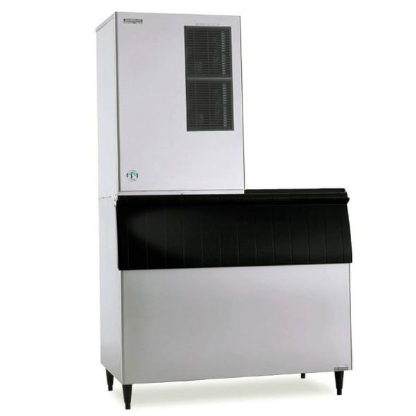 1508 lbs/day Hoshizaki KM-1601MRH Slim-Line Series Ice Machine
