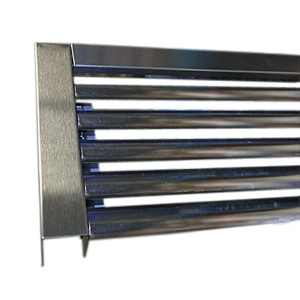 Image of the True 928666 front grill assembly