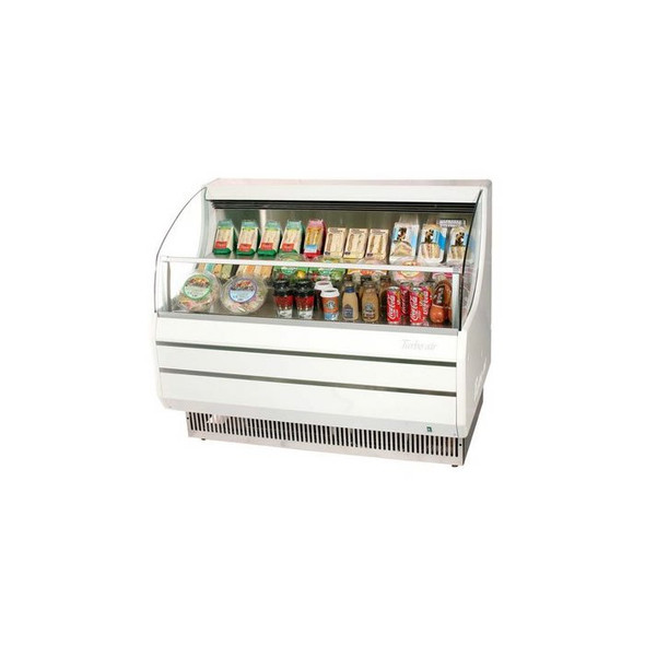 "40"" Open Display Merchandiser - Turbo Air TOM-40S"