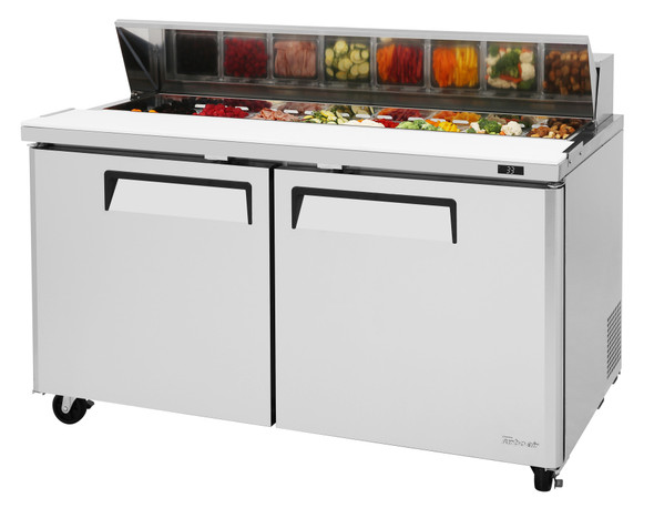 "Turbo Air MST-60-N - 60"" Sandwich/Salad Prep Table"