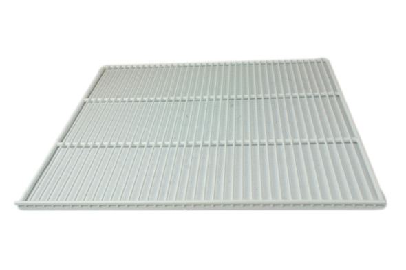 Diagonal view of the True 213015-038 shelving kit