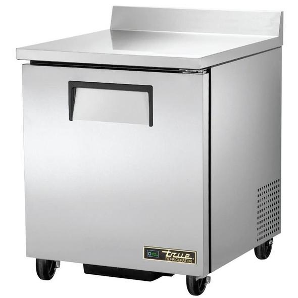 """TWT-27-ADA True 27"""" 1 Door Worktop Refrigerator"""