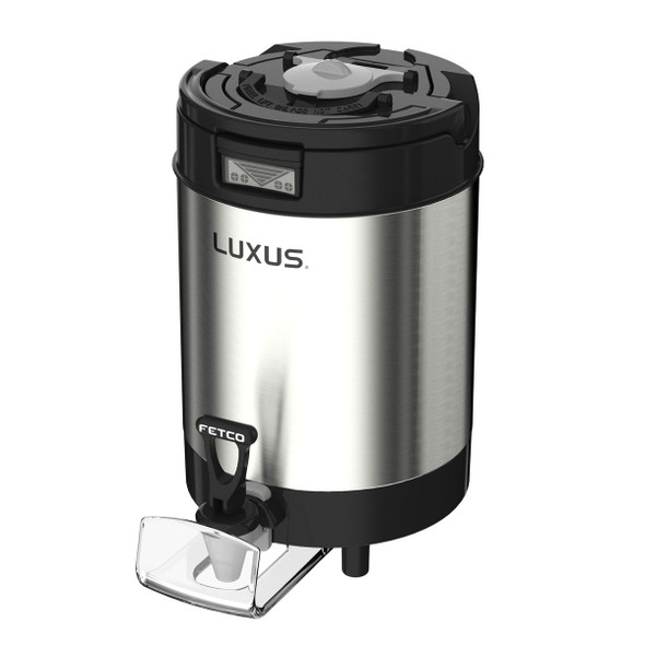 Fetco L4S-10 1 Gallon Luxus Thermal Coffee Dispenser
