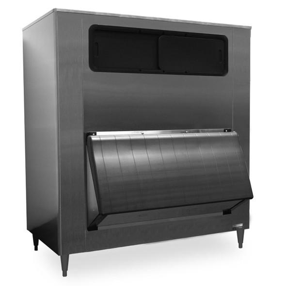 1605 lbs Hoshizaki Model B-1650SS Ice Storage Bin