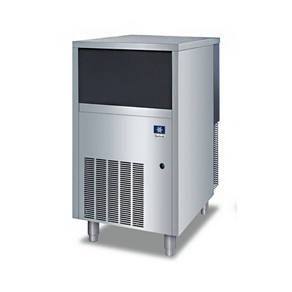 Manitowoc UNF-0200A-161 - 172 lbs Undercounter Nugget Ice Maker - Air Cooled