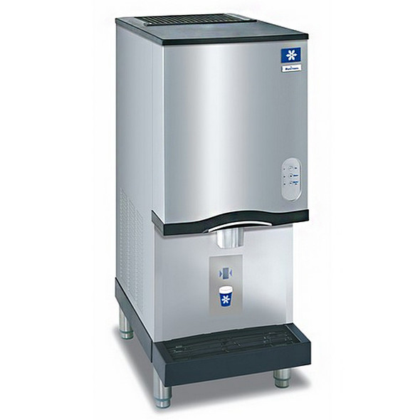 Manitowoc CNF-0201A-161L - 261 lbs Nugget Ice Maker & Dispenser - Air Cooled