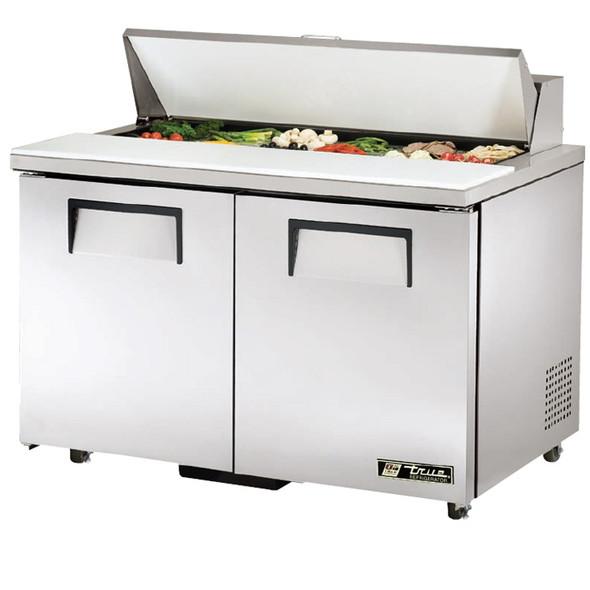 "TSSU-48-12-ADA True 48"" 12 Bin Sandwich/Salad Prep Table"