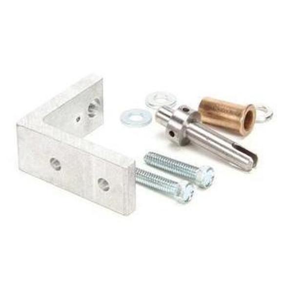 True 870865 Top Door Hing Kit, side angle image