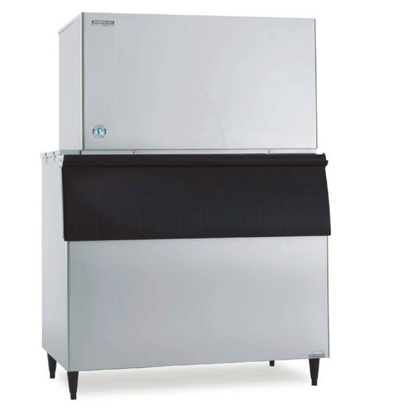 1296 lbs/day Hoshizaki KM-1301 Stackable Series Ice Machine