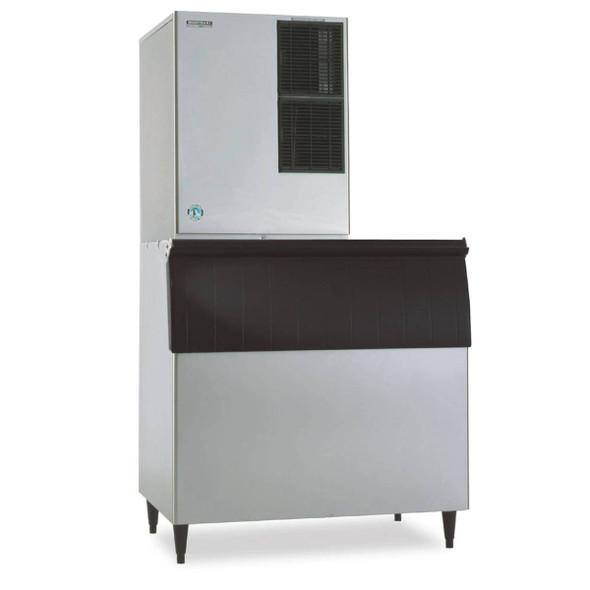 912 lbs/day Hoshizaki KM-901MAH Slim-Line Series Ice Machine