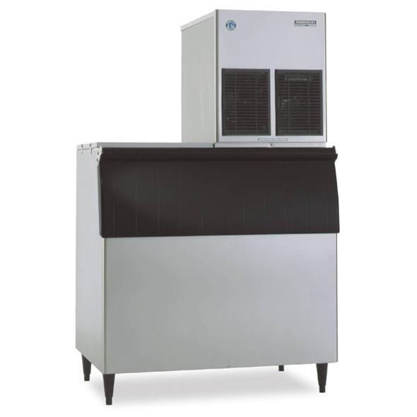 860 lbs/day Hoshizaki F-1002MAJ-C Series Cubelet Ice Machine