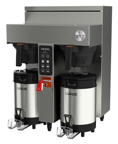 Fetco CBS-1132-V+ Dual Station Coffee Brewer