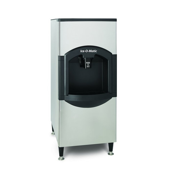120 lbs Ice-O-Matic Model CD40022 Hotel Ice Dispenser
