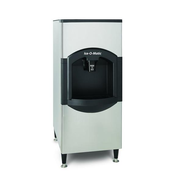 120 lbs Ice-O-Matic Model CD40022 Hotel Ice Dispenser