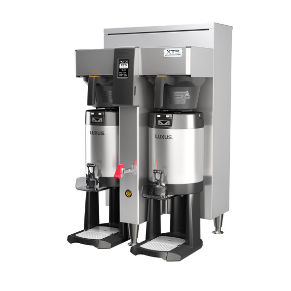 Fetco CBS-2152XTS - Extractor Brewing System - Twin Station 1.5 Gallon