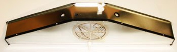 Image of the True 870920 evaporator coil cover assembly