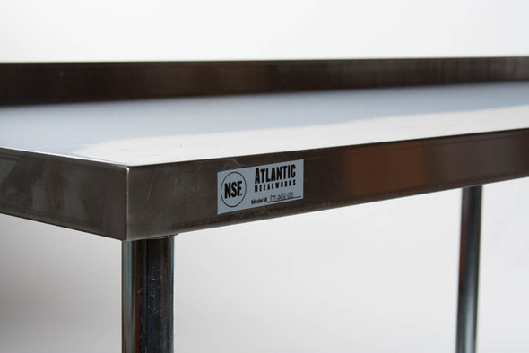 Atlantic Metalworks countertop edge
