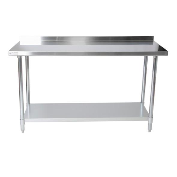 Atlantic Metalworks STT-2460-2BS Stainless Table