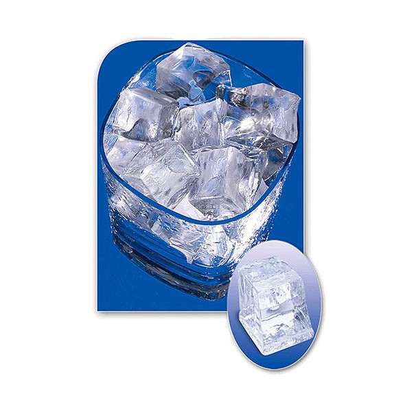 Manitowoc IDT-0420W-161 - 330 lbs Cube Ice Maker - Water Cooled
