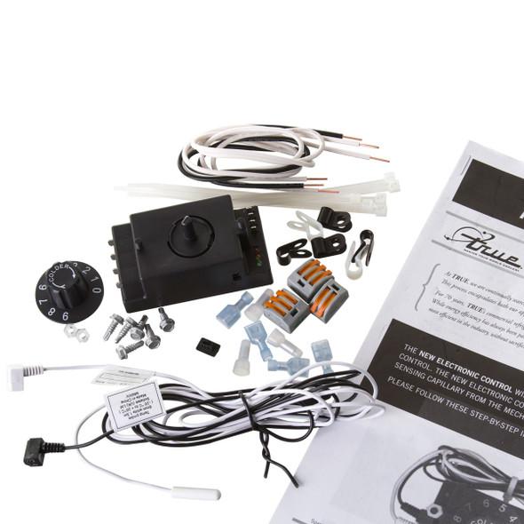 True 991224 temperature control with accessories
