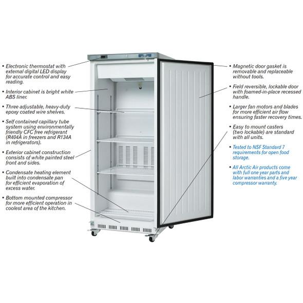 inside of the fridge image