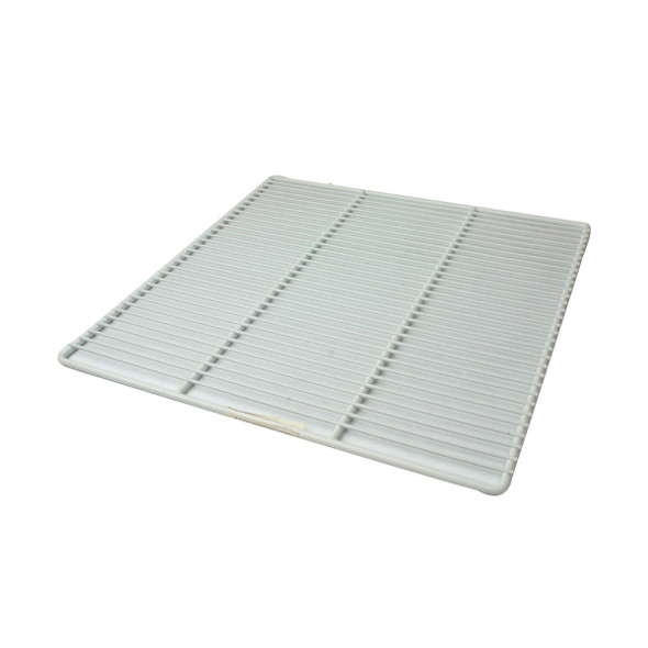 Top angled view of the True 222501-038 shelving kit
