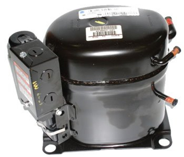 True 842405 - AKA4460YXA Compressor by Tecumseh, side view