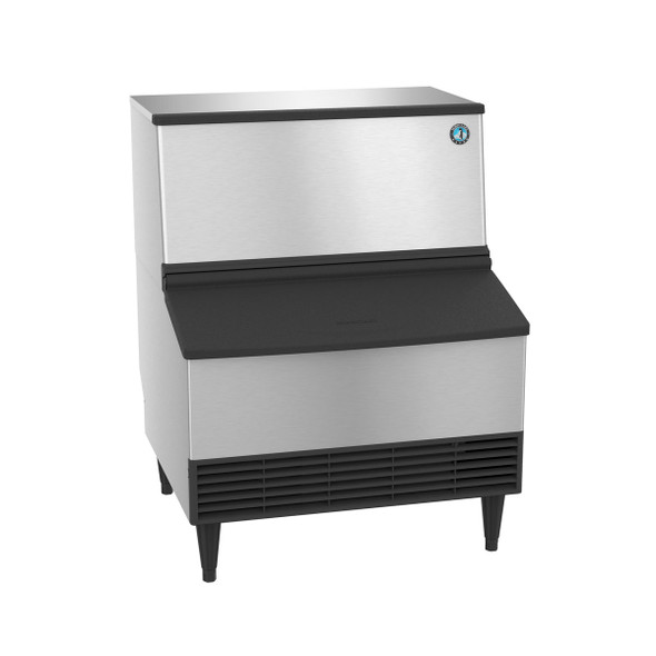 Hoshizaki's KM-300BAJ Ice Maker from the front