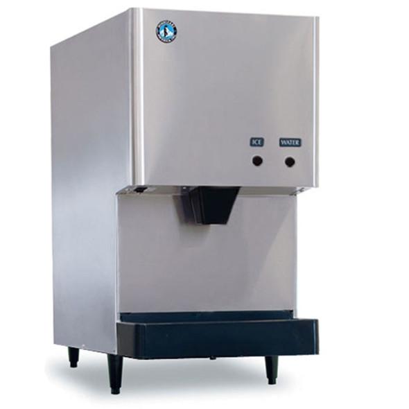 0282 lbs Hoshizaki DCM-270BAH Cubelet Ice Maker and Dispenser