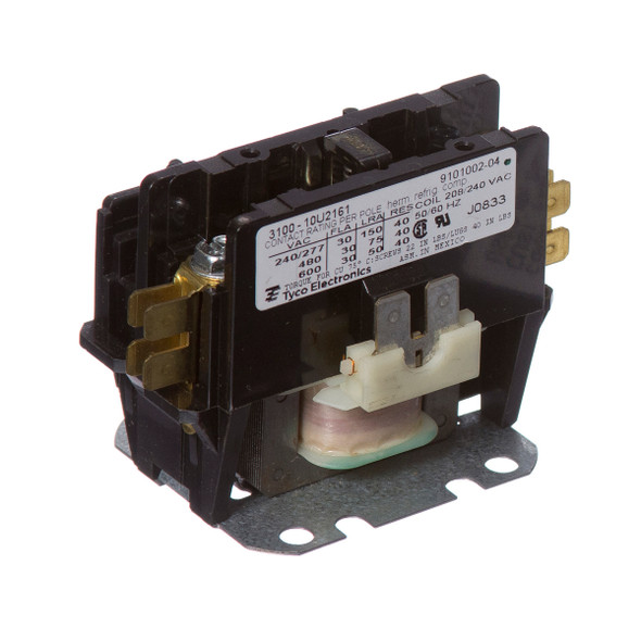 Image of the label on the Ice-O-Matic 9101002-04 Replacement Contactor