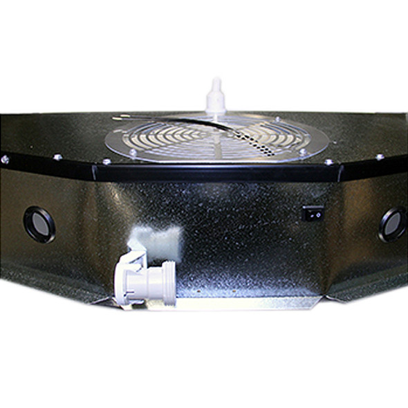 Image of the True 875953 evaporator cover assembly