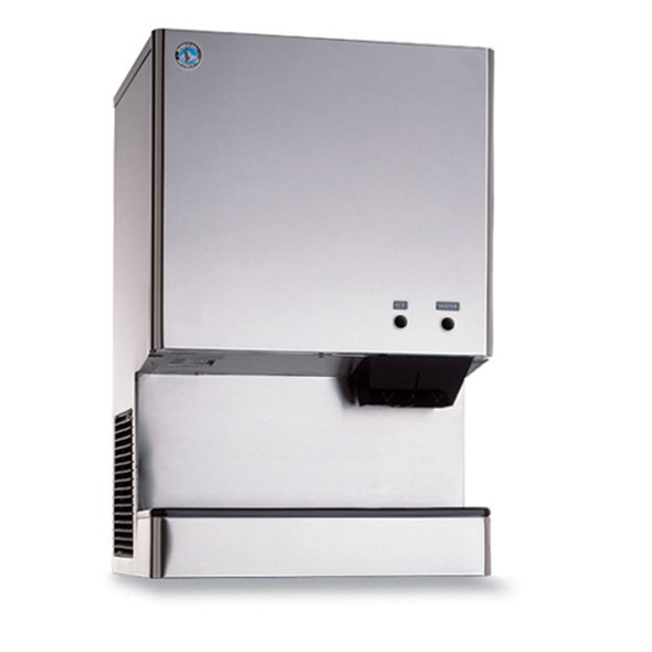 535 lbs Hoshizaki DCM-500BAH Cubelet Ice Maker and Dispenser